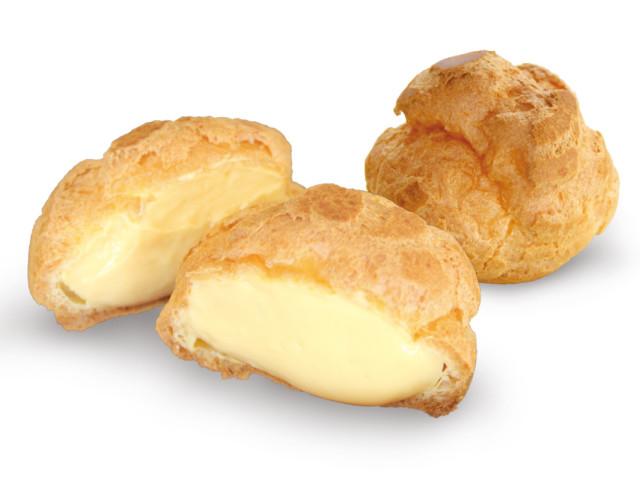 伝統の味「シュークリーム」