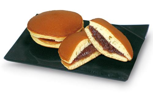 大丸の代表的なお菓子「どらやき」